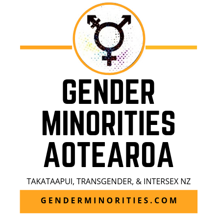 Gender Minorities Aotearoa logo